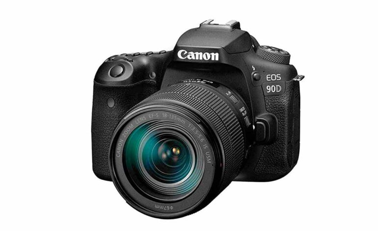 Best Canon 90D Black Friday & Cyber Monday Deals in 2021