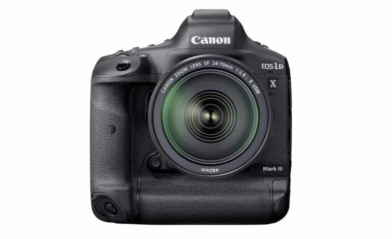Best Canon EOS-1D X Mark III Black Friday & Cyber Monday Deals in 2021