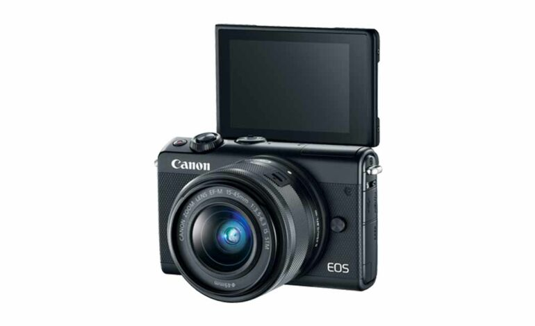 Best Canon M100 Black Friday & Cyber Monday Deals in 2021