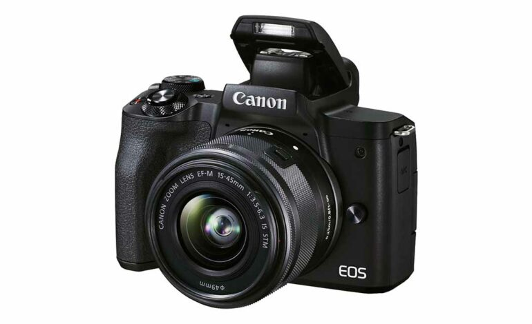 Best Canon M50 Mark II Black Friday & Cyber Monday Deals in 2021