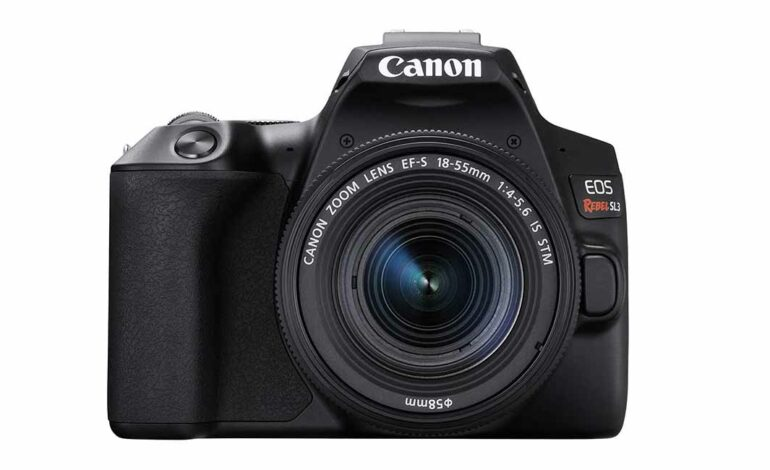 Best Canon Rebel SL3 / 250D Black Friday & Cyber Monday Deals in 2021