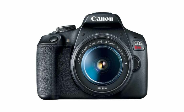 Best Canon Rebel T7 Black Friday & Cyber Monday Deals in 2021