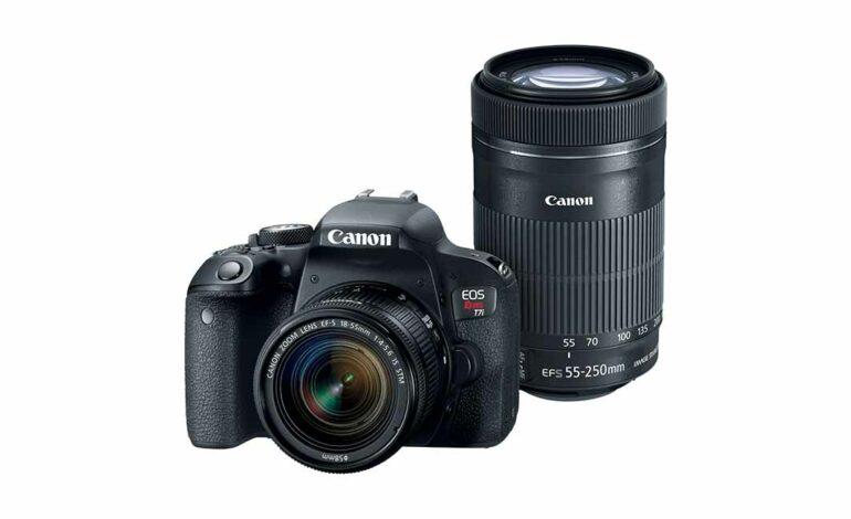 Best Canon Rebel T7i / 800D Black Friday & Cyber Monday Deals in 2021