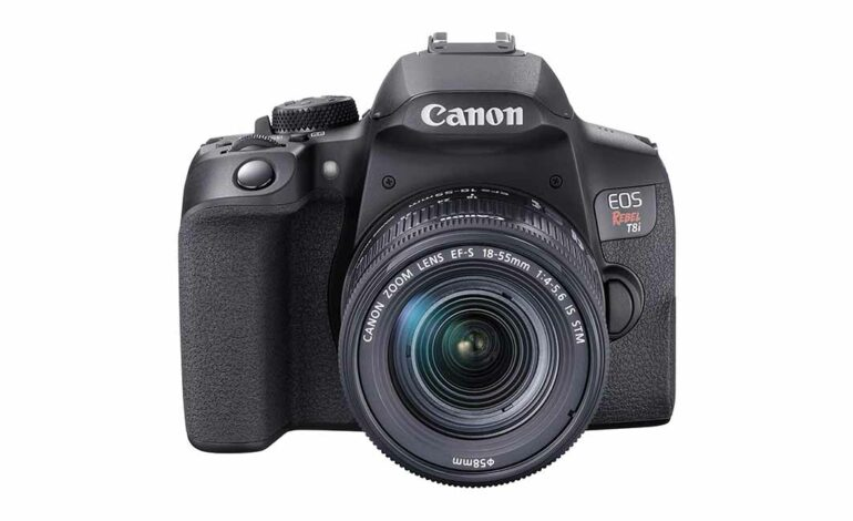 Best Canon Rebel T8i / 850D Black Friday & Cyber Monday Deals in 2021